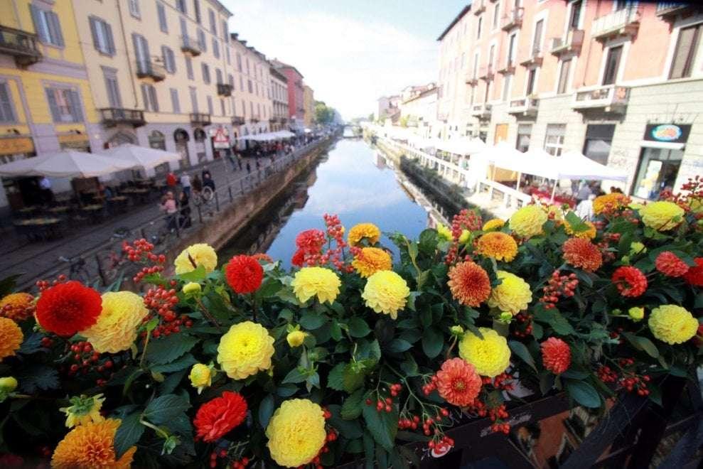 fiori e sapori Navigli Milano- 24Pr & Events