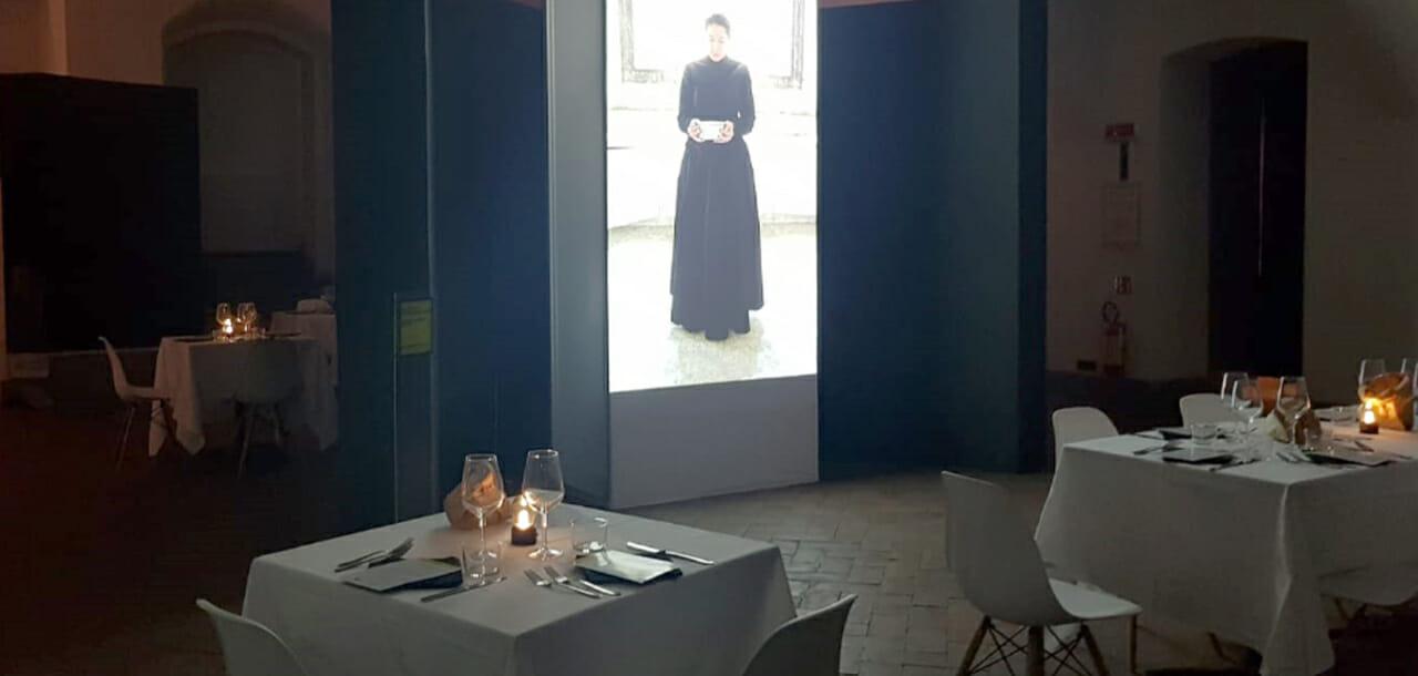 Special events - Mostra Marina Abramović / Estasi