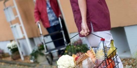 Spesa domicilio anziani coronavirus - 24 Pr & Events